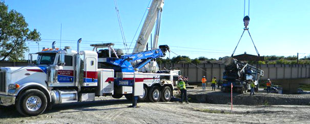 Tractor Trailer Towing Equipment : Signature towing plano roadside assistance and